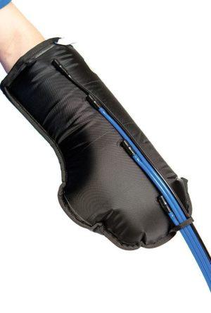 Wrist and hand sleeve