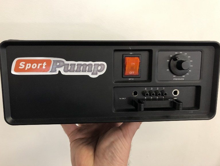 SportPump compression unit